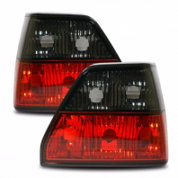 Mk2 Golf Crystal Red/Smoked Rear Lights
